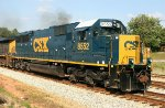 CSX SD50-2 8552
